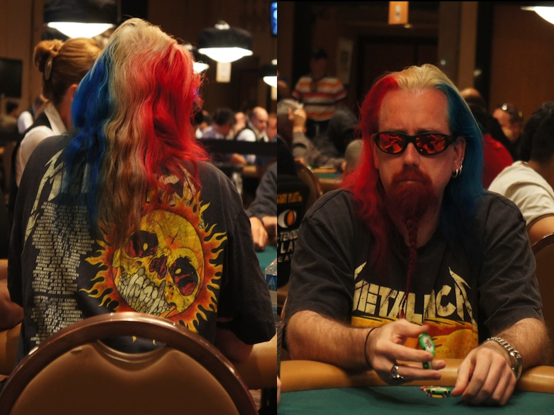 All Mucked Up: 2012 World Series of Poker Day 39 Live Blog 101