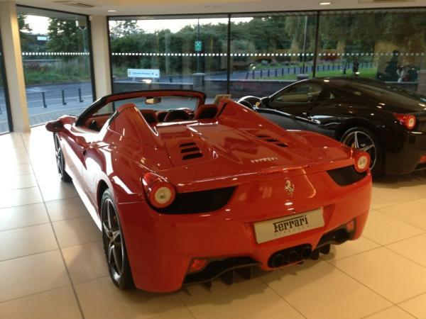 The Nightly Turbo: Howard Lederer's Request, Sam Trickett's New Ferrari, and More 101