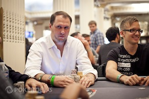 2012 World Series of Poker Europe Day 11: Aguiar Captures Gold; Sergii Baranov Leads Main... 102