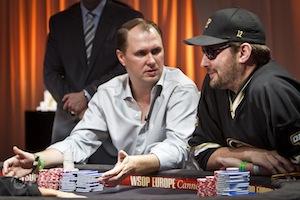O Phil Hellmuth κερδίζει το 2012 World Series of Poker Europe Main Event 102