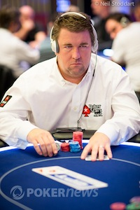 2012 PokerStars.com EPT Sanremo Main Event Day 1b: Trickett Emerges as Day 1b Chip Leader 101