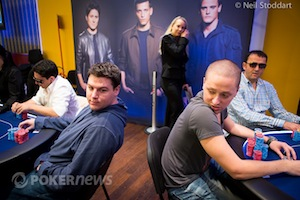 2012 PokerStars.com EPT Sanremo: Tompkins Leads Final 24; Barnes Leads High Roller 101