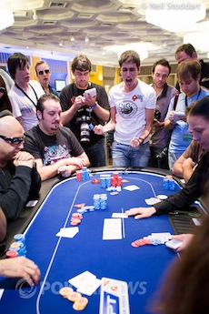 EPT9 Sanremo: The Biggest Poker Hands From the Main Event & €10,000 High Roller 101
