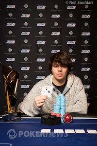 Ludovic Lacay Wins 2012 PokerStars EPT Sanremo Main Event; Spindler Wins High Roller 102