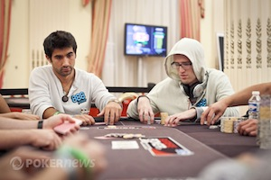 2012 WSOP October Nine: Russell Thomas on Going Pro, the Final Table, and More 101