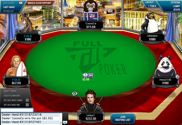 The Weekly Turbo: Full Tilt Poker Reopens, Doyle Brunson Battling Cancer, and More 101