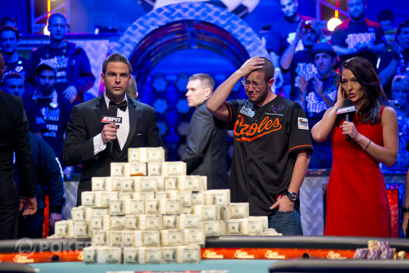 Top 10 Stories of 2012: #5a, Greg Merson Wins the WSOP Main Event and POY Award 102