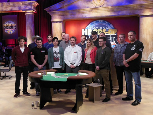 NBC National Heads-Up Poker Championship -- Round of 32 & 16 103