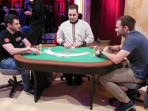NBC National Heads-Up Poker Championship -- Round of 32 & 16 104