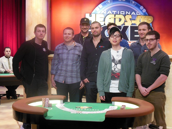 NBC National Heads-Up Poker Championship -- Round of 32 & 16 108