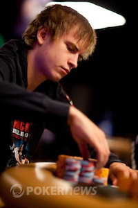 The Online Railbird Report: Kostritsyn Wins .1 Million, Ivey Up & More 101