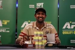 2013 APAT World Championships: Erimas Livonas wins the Main Event 102