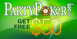PartyPoker Weekly: Freeroll Your Way to the 2013 WSOP with PartyPoker 102