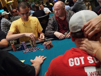 2013 World Poker Tour Seminole Hard Rock Showdown Day 2: Shaun Deeb Leads Once Again 101