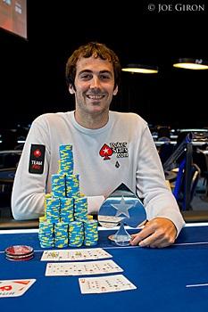 Jason Mercier vant €2K Open-Face Chinese Poker øvelsen ved EPT Grand Final 101