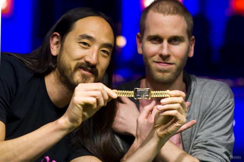 """Phil is my Homie"" - DJ Steve Aoki Turns WSOP Commentator 101"