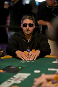Millionaire Businessmen Take On the Poker Pros in the 1,111 One Drop High Roller Event 103