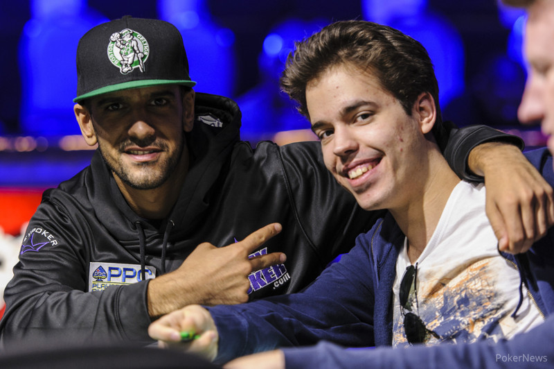 Five-Way All In Highlights Most Interesting Hands from Day 1 of WSOP Main Event 101