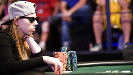 """How I got my Start in Poker"": Loni Harwood, 23, New York 101"