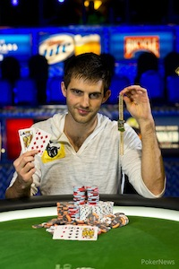 PokerNews' 2013 World Series of Poker All-Star Team 107