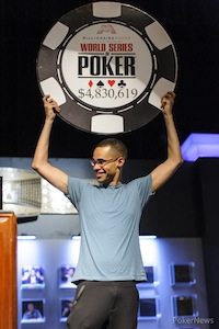 PokerNews' 2013 World Series of Poker All-Star Team 106