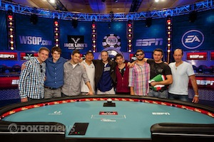 How are the Octo-Niners, Team Ivey & Team PokerStars Faring in the 2013 WSOP Main? 101
