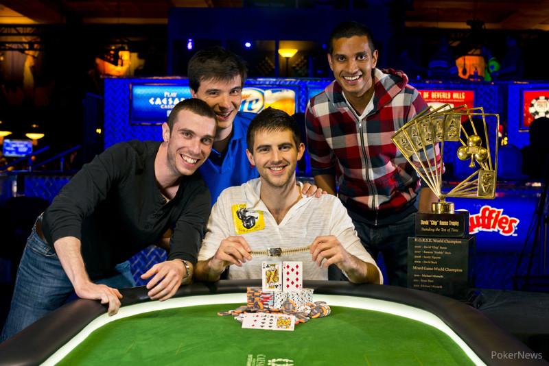All-Star Team das World Series of Poker - Parte 2/2 102