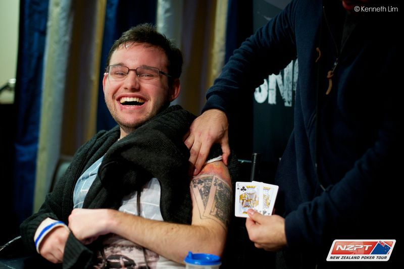 Jonathan Bredin Wins 2013 PokerStars.net ANZPT Queenstown Snowfest 101