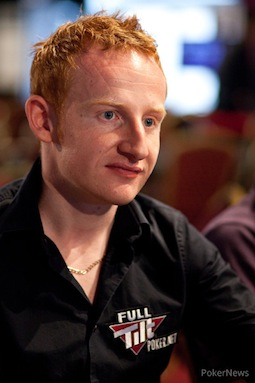Sergio Aido Wins the Full Tilt Poker UKIPT Galway High Roller 102