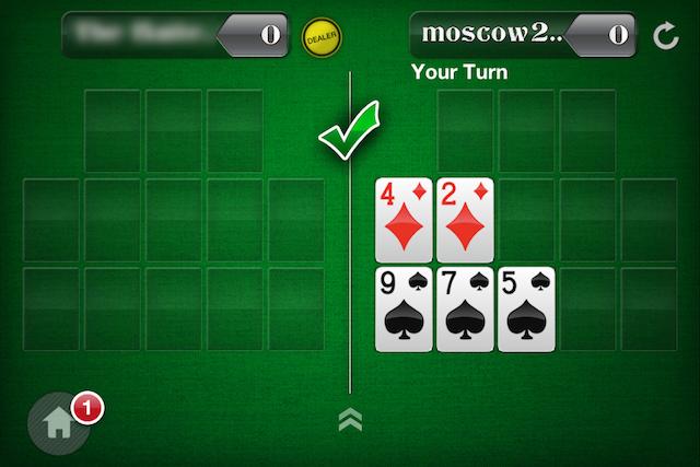 Esimese viie kaardi mängimine klassikalises Hiina pokkeris 101