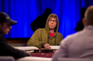 Matt Glantz Leads Final Nine of Inaugural World Poker Tour Alpha8 0,000 Event 102