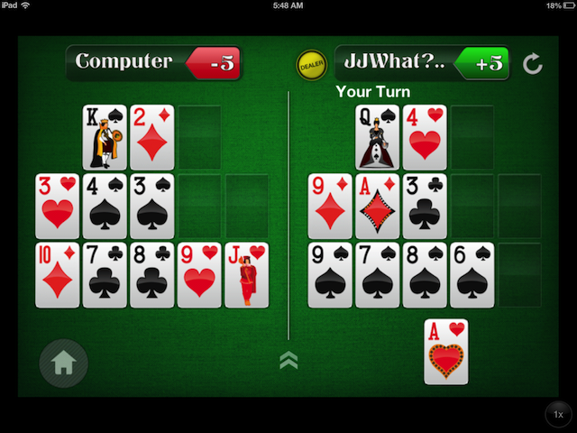 How Much Luck and Skill/Edge Exists in a Game of Open-Face Chinese Poker? Part II 103