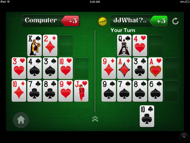 How Much Luck and Skill/Edge Exists in a Game of Open-Face Chinese Poker? Part II 104