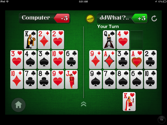 How Much Luck and Skill/Edge Exists in a Game of Open-Face Chinese Poker? Part II 106