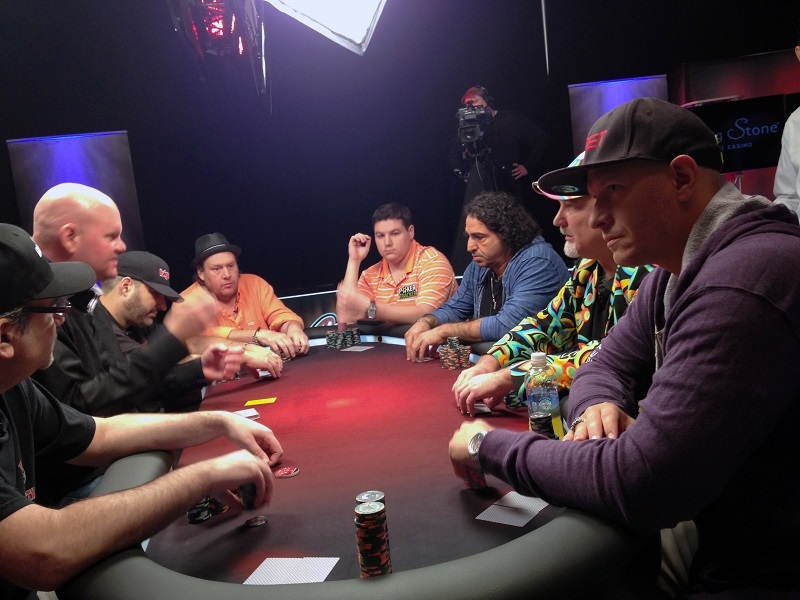 My First Big, Televised Cash Game Featuring Kristy Arnett 102