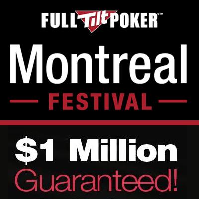 Full Tilt Poker Montreal Festival 101