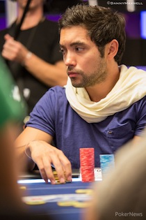 Martin Finger Vence £50,000 Super High Roller EPT Londres (£821,000) 101