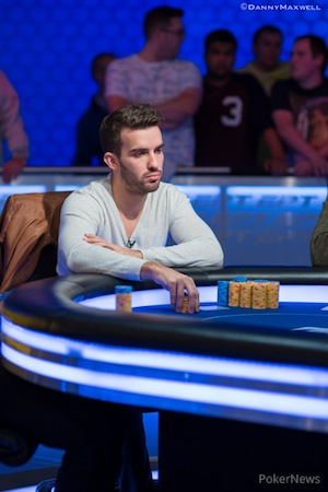 Robin Ylitalo Wins PokerStars.com EPT London Main Event for £560,980 101