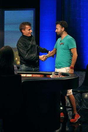 Daniel Negreanu wygrywa WSOP Europe High Roller, zgarniając 6 bransoletkę i tytuł POY 101