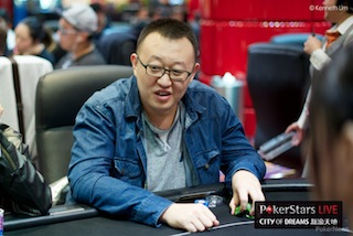 2013 PokerStars.net APPT Macau Asia Championship of Poker Day 2: Schulz Leads Final 72 102
