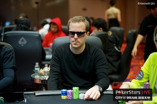 2013 PokerStars.net APPT Macau Asia Championship of Poker Day 3: Money Bubble Bursts 101
