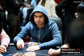 2013 PokerStars.net APPT Macau Asia Championship of Poker Day 3: Money Bubble Bursts 102