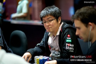 2013 PokerStars.net APPT Macau Asia Championship of Poker: Zheng Leads Final Table 101