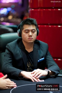2013 PokerStars.net APPT Macau Asia Championship of Poker: Zheng Leads Final Table 102