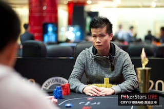Sunny Jung Wins the 2013 PokerStars.net APPT Macau ACOP Main Event for HK,752,000 101