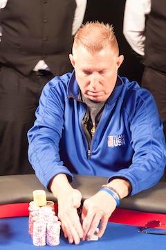 "Richard ""nutsinho"" Lyndaker gana el Heartland Poker Tour en el Stratosphere Casino... 102"