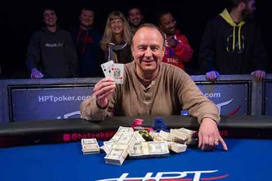 Ron Bell Wins HPT Championship for 9,353; Allen Kessler Season 9 Player of the Year 102