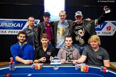 Dmitri Holdeew wygrywa Eureka Poker Tour Main Event i zgarnia €226,400, Marcin Horecki na... 102