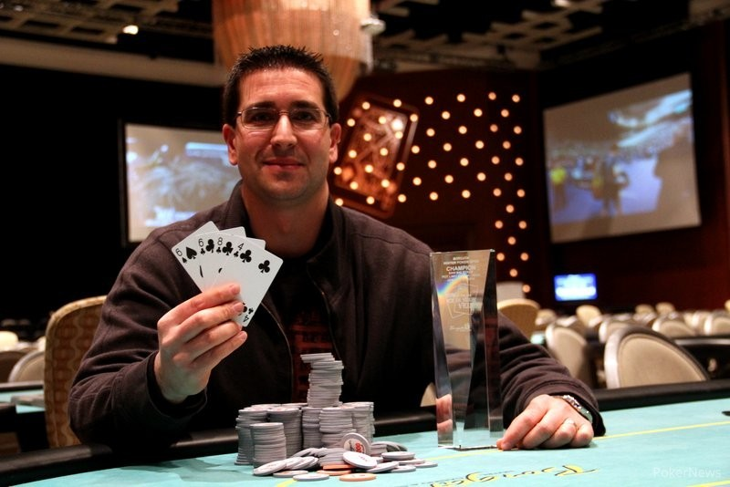 Borgata Winter Poker Open Day 8: Nicholas Immekus Wins Event #8 for ,144 101