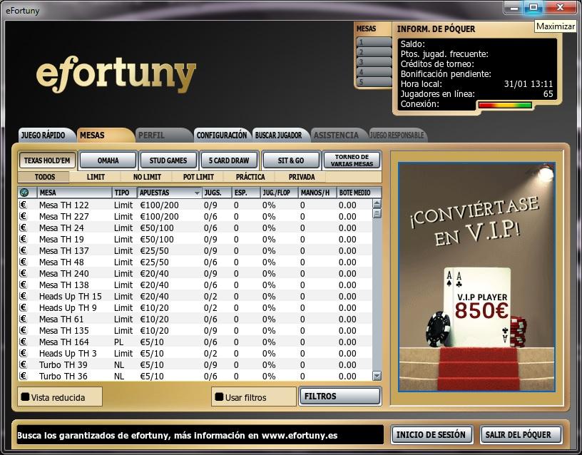 Nace la Liga eFortuny PokerNews con más de 2.000€ mensuales garantizados 101